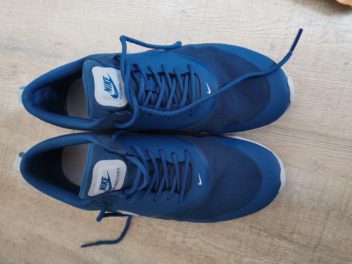 Nike Air Max Thea 38,5 petrol blau