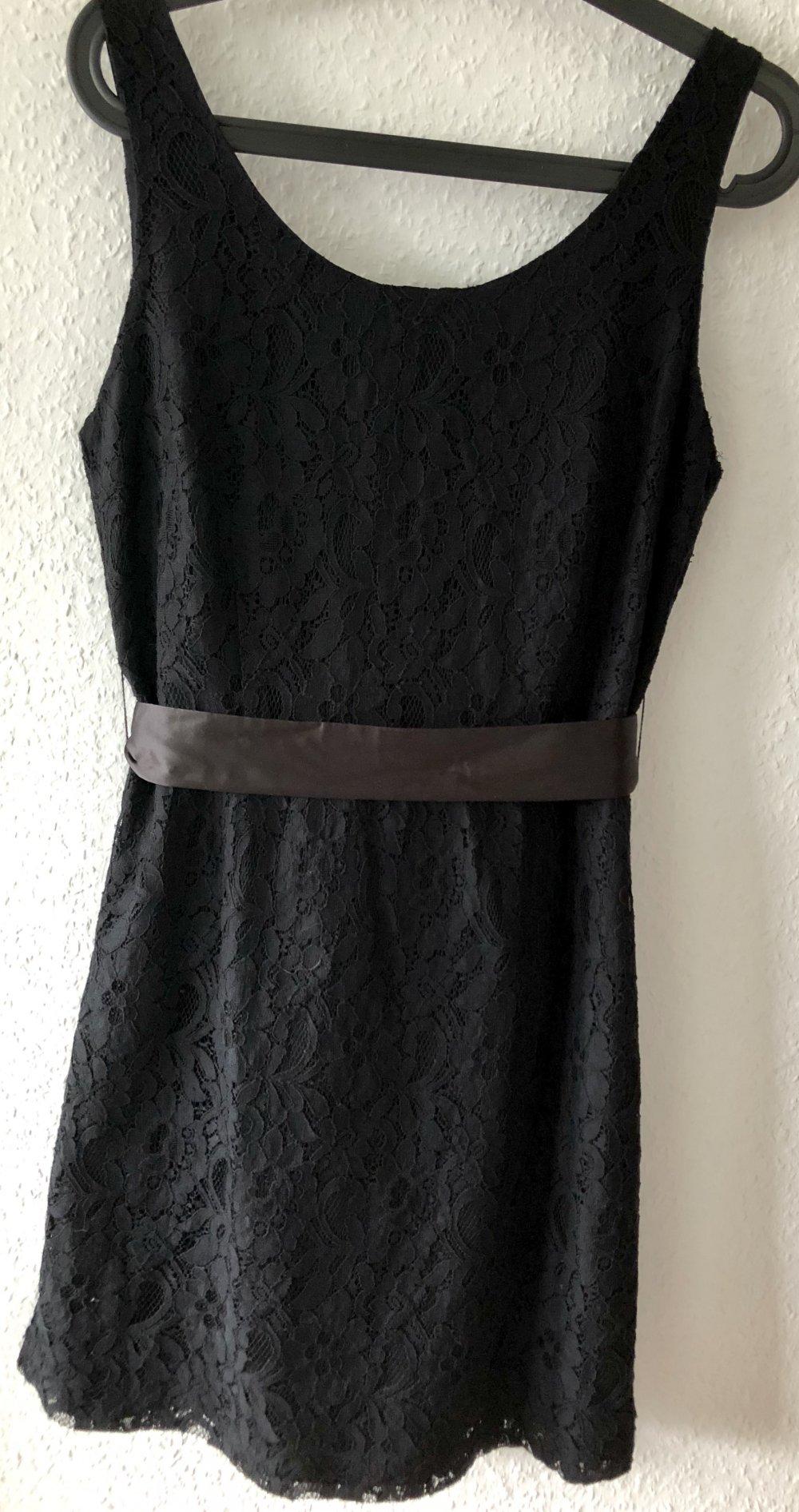 süßes Spitzenkleid von Tom Tailor Denim    Kleiderkorb.de 18dfdf838e