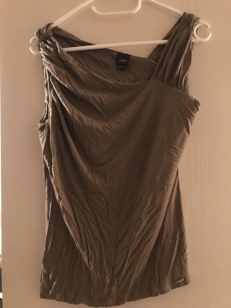 Esprit Collection Shirt Grm Schlamm Farbe Kleiderkorbde