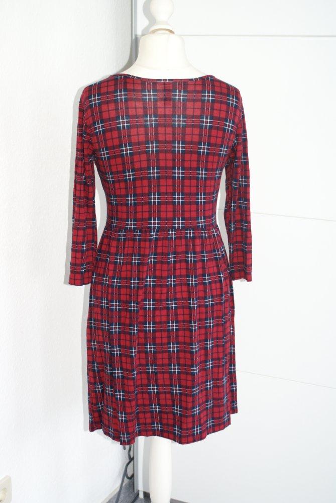 Kleid rot gr 40