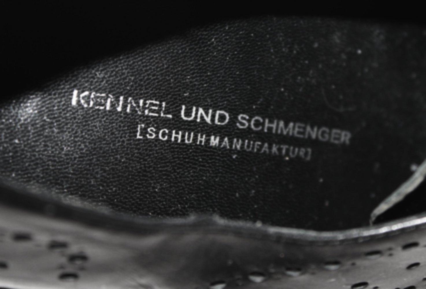usa cheap sale pretty nice great deals K&S: hochwertige Markenschuhe, Premiumlabel, Budapester, Halbschuhe,  Schnürer, leicht spitz, rar, Lochmuster, Größe 5