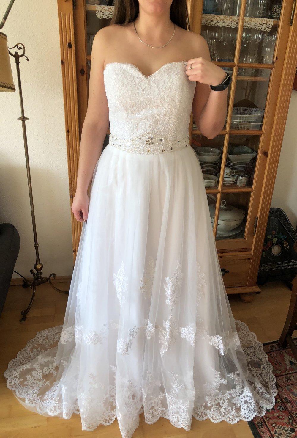 Nett Weiß Und Blau Marine Brautkleider Fotos - Brautkleider Ideen ...