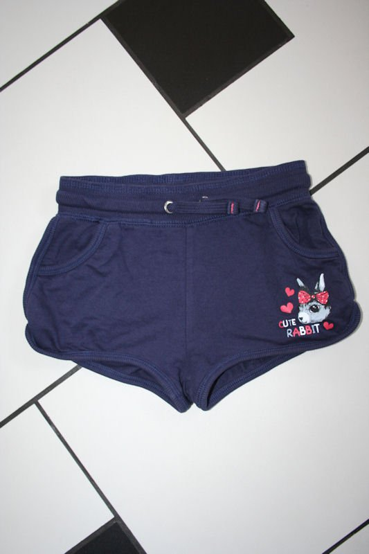 dunkle Mädchen Shorts Gr.122 . Kiki   Koko . kik    Kleiderkorb.de 83e5f4dcd0
