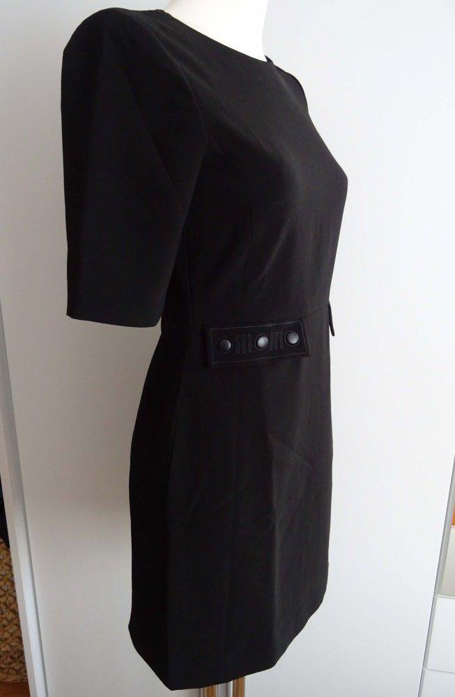 f003cb47c814 H M - schwarzes Kleid -NEU-    Kleiderkorb.de