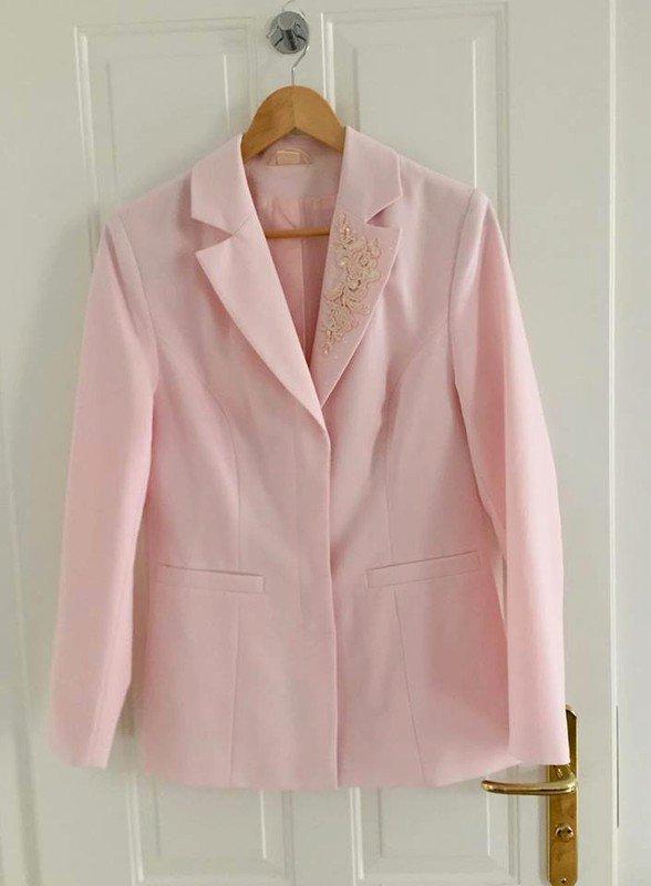 abwechslungsreiche neueste Designs für die ganze Familie anerkannte Marken Bonprix - Hosenanzug rosa :: Kleiderkorb.de