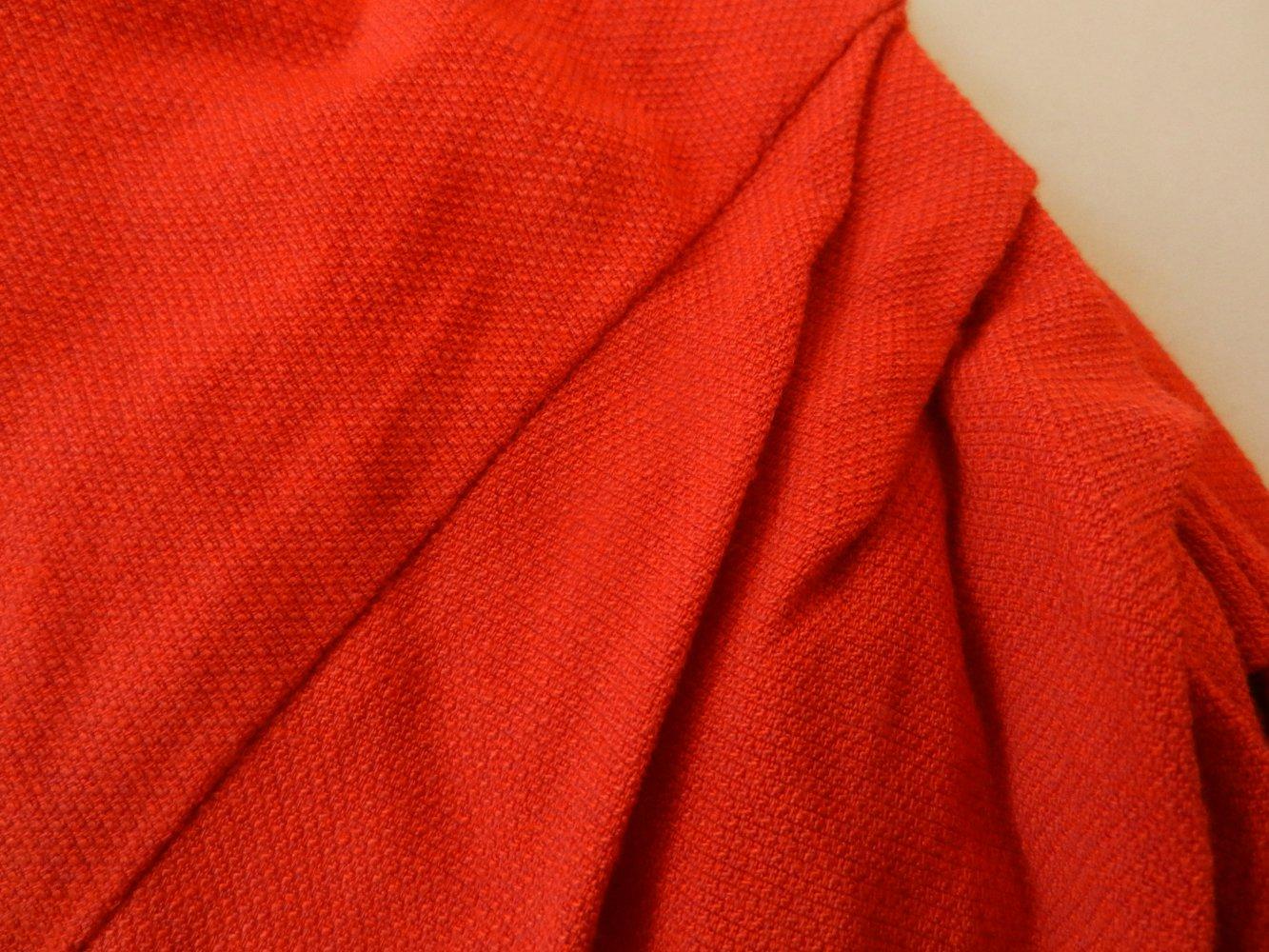 vintage kleid rot s zara baumwolle 36 34 rockabella berlin