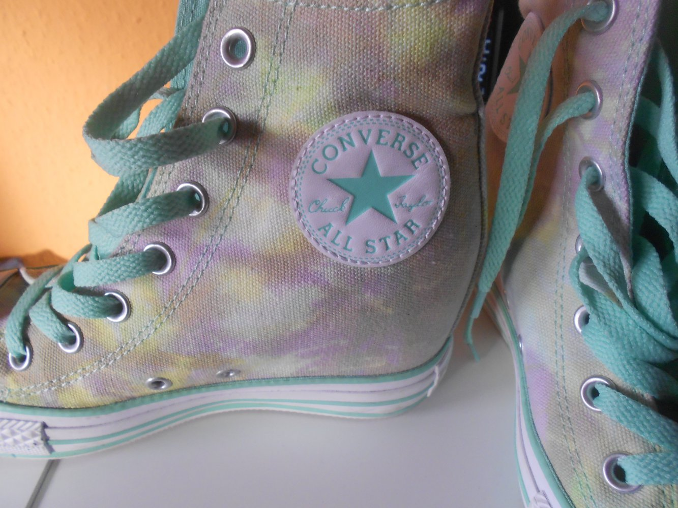 Converse All Star bunte Chucks Gr. 6 12 (37)