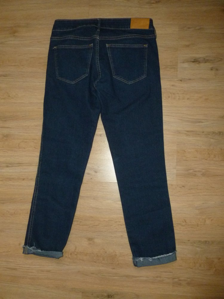 Jeans 78 Hose Blau Hm W26 L30 Kleiderkorbde