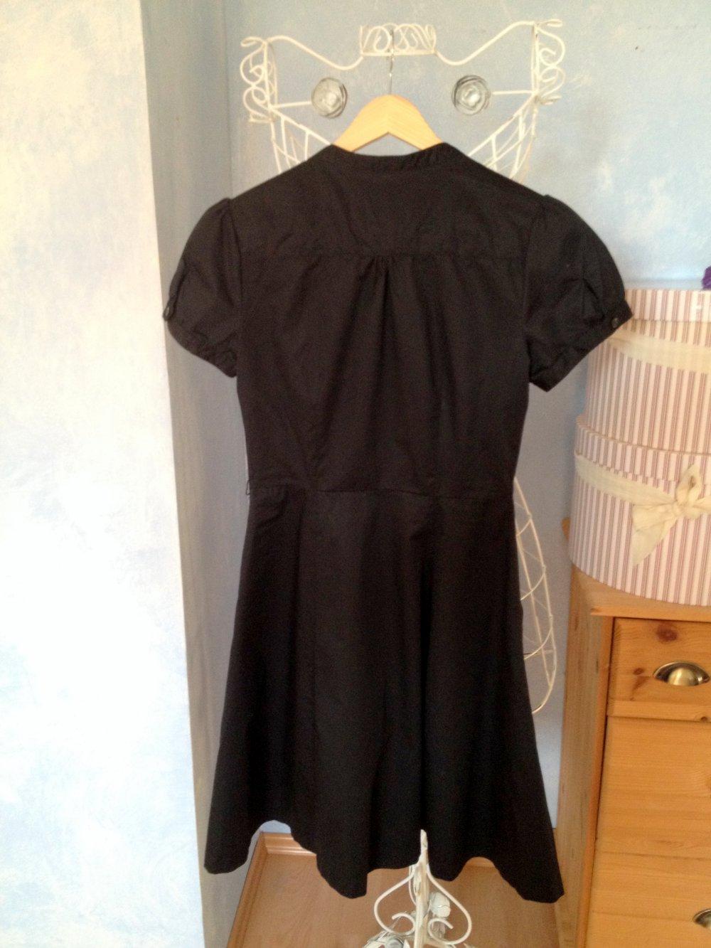 vintage kleid schwarz *h&m* :: kleiderkorb.de