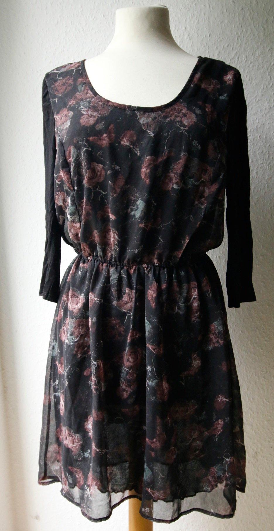 rosen flower blumen kleid