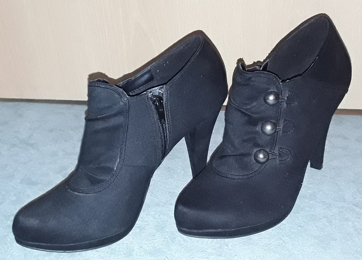 Graceland Ancle Schuhe High Heels von Deichmann Gr. 41
