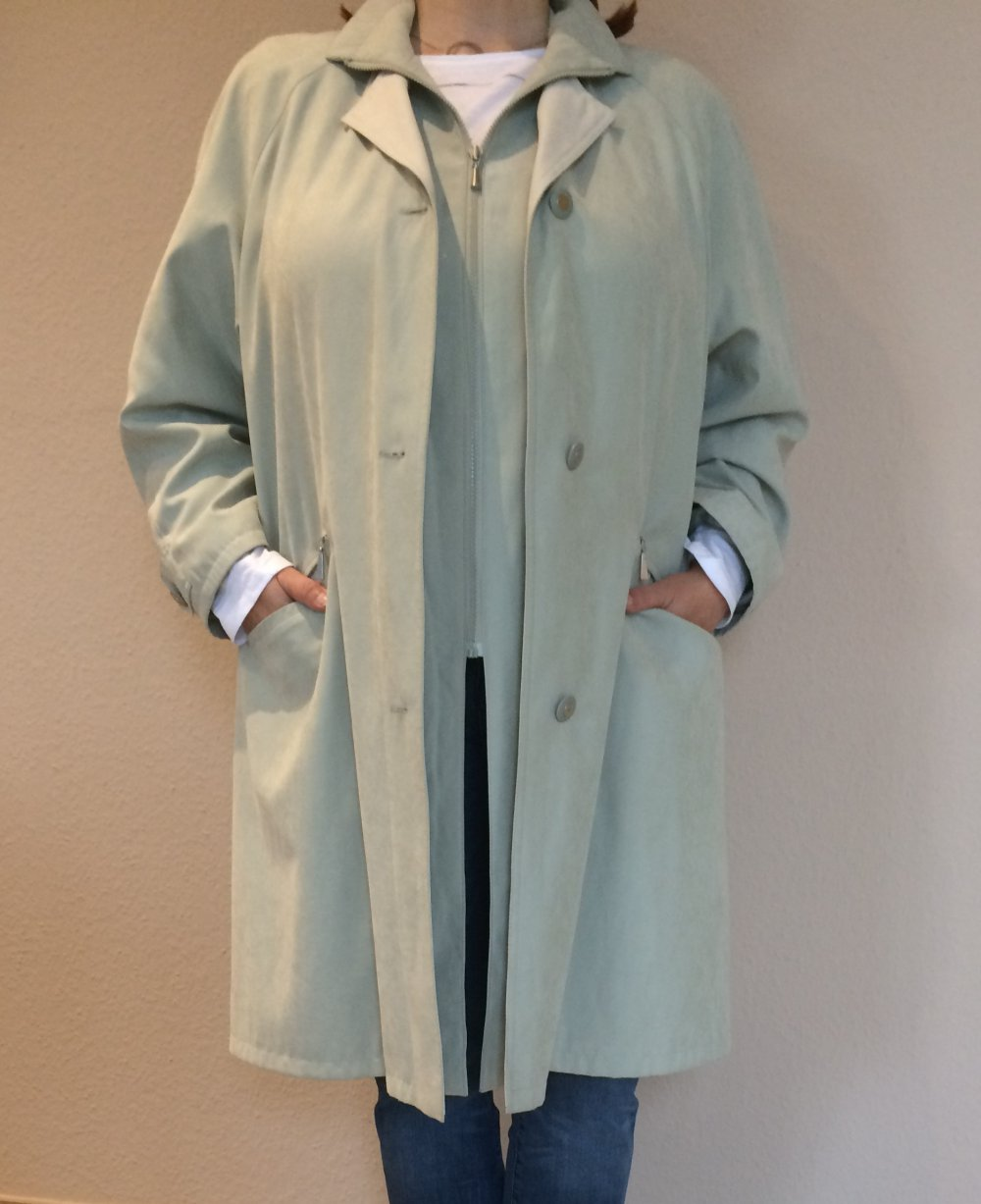 goldix mantel trenchcoat