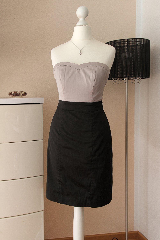 331914ca2b3 H M - Elegantes schönes Kleid mit Stil Cocktailkleid    Kleiderkorb.de