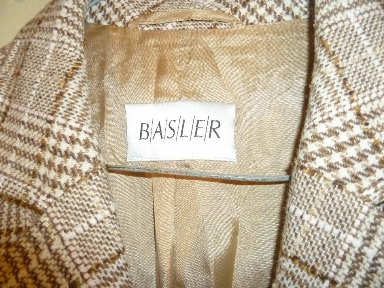 1b1dfe36a87ef Basler - Karierter Blazer    Kleiderkorb.de
