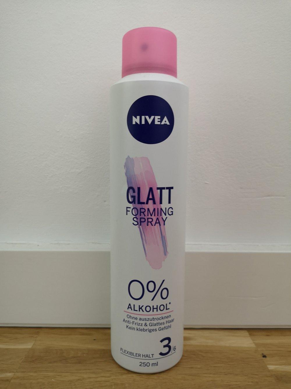 nivea glatt forming spray
