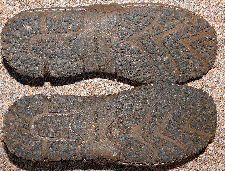 *c26.Josef Seibel Herren Schuhe Gr.43*Neuwertig*