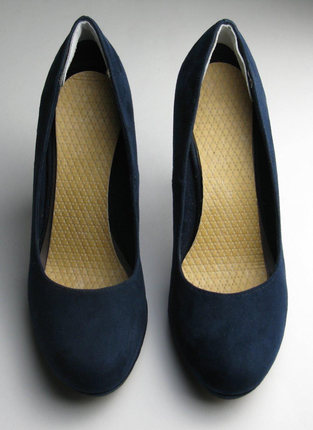 Damen Pumps, Schuhe, blau, elegant, modern, Tamaris, Gr. 39