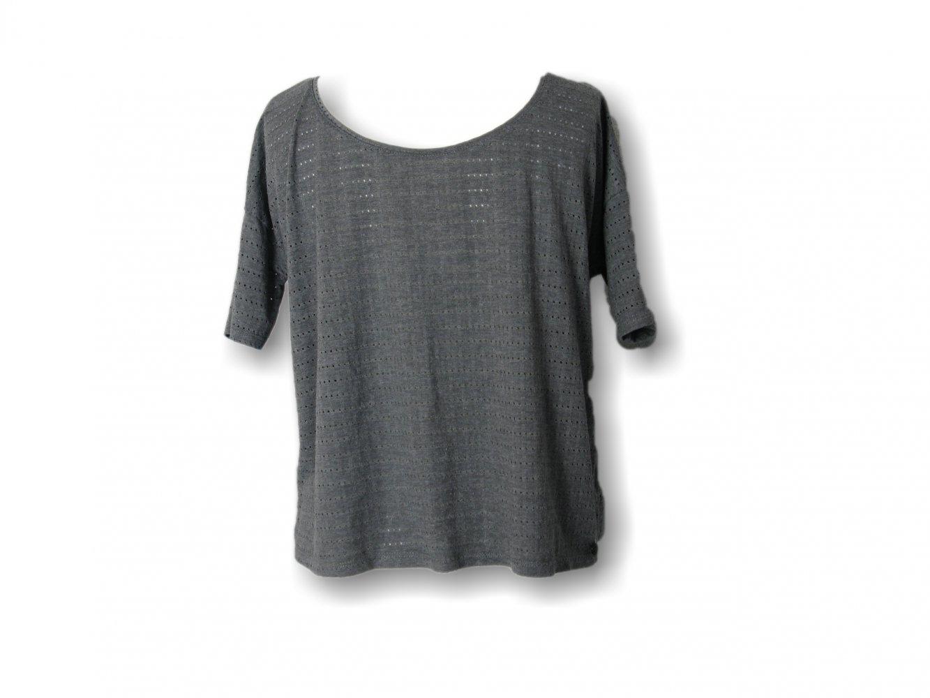 Tom Tailor Shirt, Gr. L, grau, leicht und modern    Kleiderkorb.de f7abcc7abf