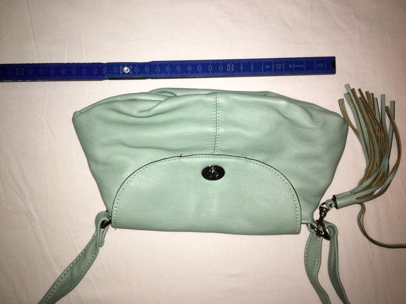 c1dba968664c8 Mintgrüne Mini Handtasche Mintgrüne Mini Handtasche Mintgrüne Mini  Handtasche ...