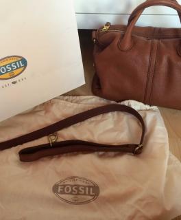 6c7c560feedb6 Fossil Erin Satchel Handtasche Fossil Portmoannie