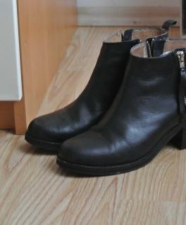 40 37 35 39 38 Arizona Boots in Multicolor 8Loch Stiefelette