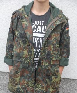 Naketano Boot Jacke Frühjahr NEUWERTIG NP89€