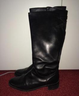 Hochwertige Stiefel aus echtem LEDER   Größe 41 ce3cbb9350