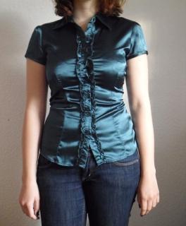 38//32 /& 44 /& 46 Hose,Grau,smart UVP 49€ Damen Bekleidung M1 S OLIVER Jeans Gr