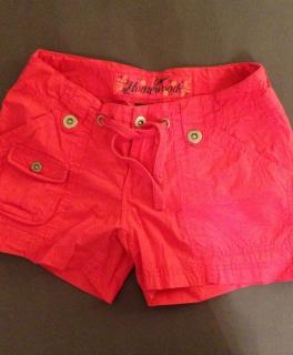 h m sch ne pinke shorts in gr 38. Black Bedroom Furniture Sets. Home Design Ideas