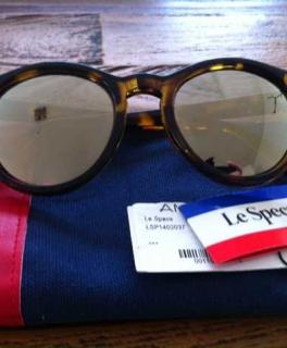 e6f19563e3ad68 Le Specs Hey Macarena Gold/ Tortoise