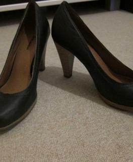 Camper Stiefel 39 schwarz , neuwertig SONNTAGSPREIS