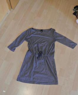 79353d157a585 gestreiftes figurbetontes Kleid figurbetontes Kleid