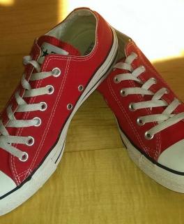 Original Converse Chucks in rot f955575843