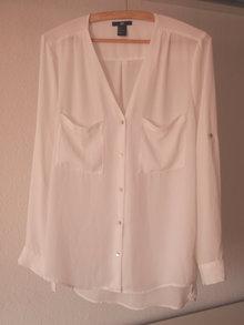 Other Rational ~*h&m*~tolles Spitzen Blusen Shirt Für Girls ~ Gr.134 ~wie Neu ~
