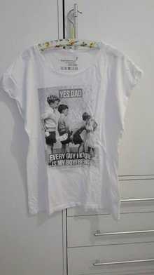 T Shirt Kleid T Blouse Druck Neuss