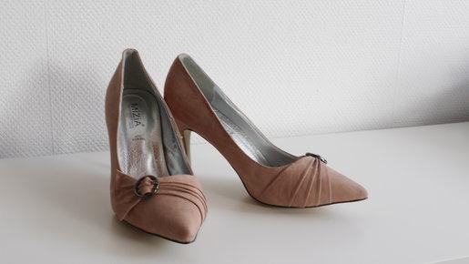 rote lack high heels pumps. Black Bedroom Furniture Sets. Home Design Ideas