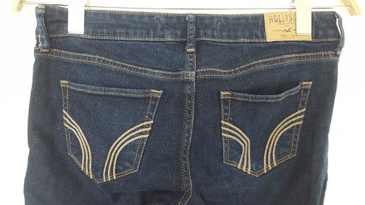 HOLLISTER-Jeans - W27 L33 (5L) ... 561178fe9f