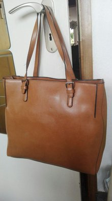 fbd72843b073f Vintage Handtasche aus rotem Leder Handtasche