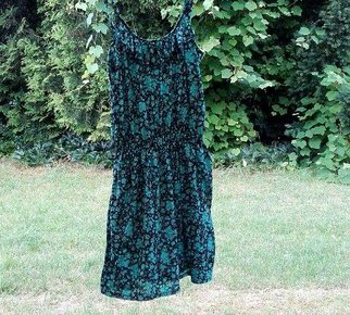 31798f098c0 kurze jeans 1x getragen Madonna Kleid Gr. L