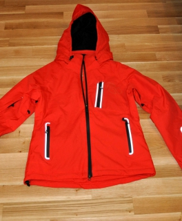various colors a9ea9 aa79d Skijacke rot von Rodeo Gold Series - ungetragen