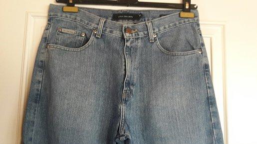 bf2939ffe99a Neue Calvin Klein Herren Jeans blau Straight Leg 33 34 Weite 33, Länge 34