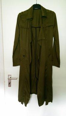 32918f0f635550 Pimkie Khaki Trenchcoat Gr.M