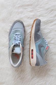 7ba5ecebf611c1 Nike Air Max One hellblau weiß orangerosa 41