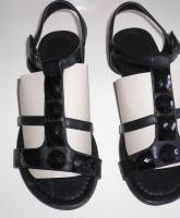 r mersandalen sandalen von h m in gr 38. Black Bedroom Furniture Sets. Home Design Ideas