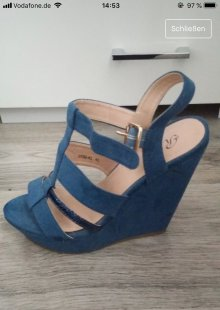 fefbe386773eae Kleiderkorb.de    Gebrauchte Sandalen online bestellen
