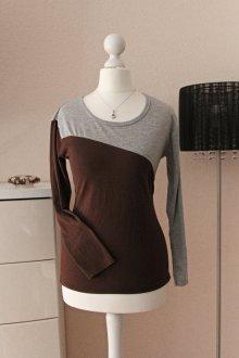 Pullover, hellbraun, Größe XSS, Mango Collection, einwandfrei